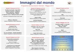 Calendario Eventi Associazione Video Fotografica Quinto Zoom a Sesto Fiorentino