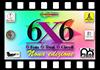 9 nona edizione 6x6