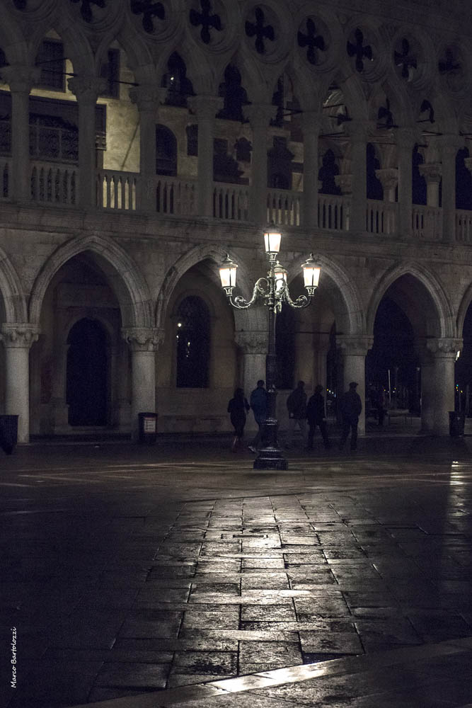 Notte in Piazza S.Marco