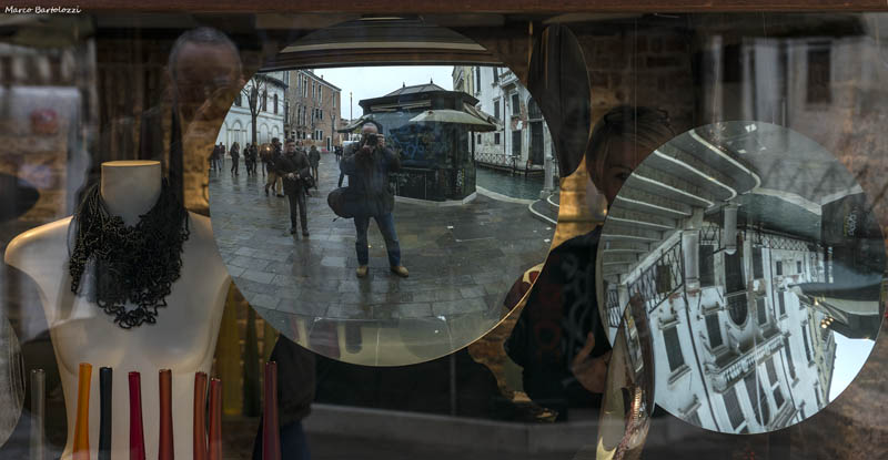 Self in Venice