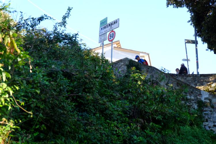 Da Pietrasanta a Monte Magno per la via Francigena