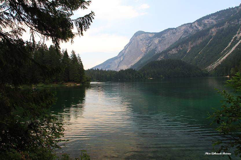 Il lago di Tovel