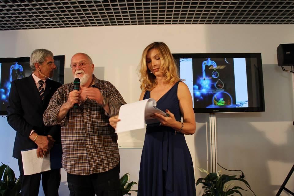 ANNIBALE SIMI premiato al concorso PELAGOS per miglior foto ELABORAZIONI